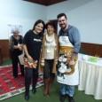 Marisa, Celia e Fabio Souza