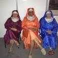 """As três """"figuras"""" de Campinas... com fantasias confeccionas especialmente pro evento!"""